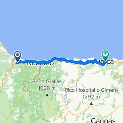 Jubi 31 San Cosme - Luarca