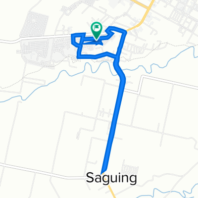 Unnamed Road, Kidapawan City to Kidapawan - Singao Road, Kidapawan City