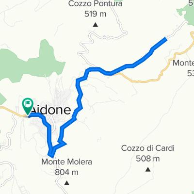 Itinerario 2 - Area Archeologica Morgantina