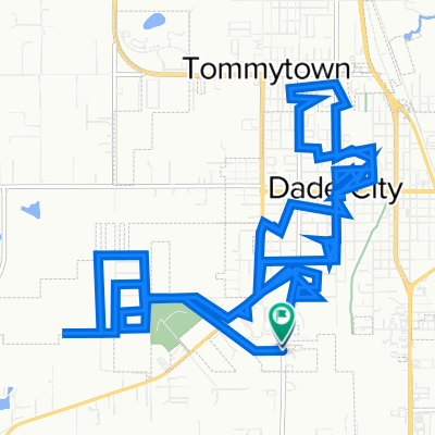 Fort King Road 13110, Dade City to Fort King Road 13134, Dade City
