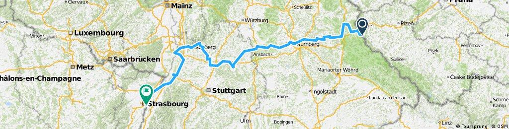 Paneuropa radweg (Germany)