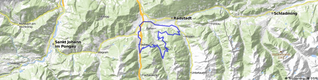 Königlehen - Steinwand - Sattelbauer