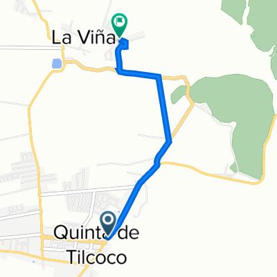 De Avenida Castro 36, Quinta de Tilcoco a 1 Norte, Quinta de Tilcoco