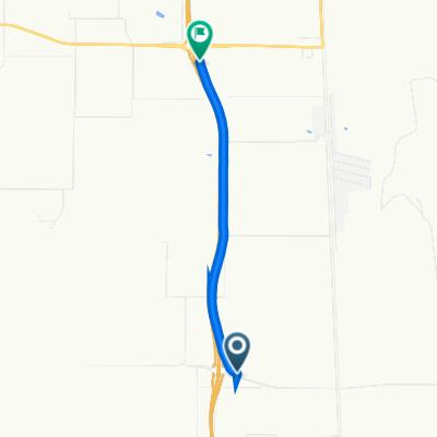 Stock West Road, Bullsbrook to Tonkin Highway, Bullsbrook