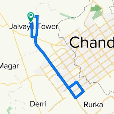 30 km rides