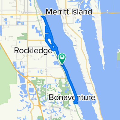 1801 Rockledge Dr, Rockledge to 1797 Rockledge Dr, Rockledge