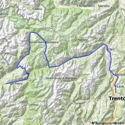Giro d'Italia 2006 - Stage 20
