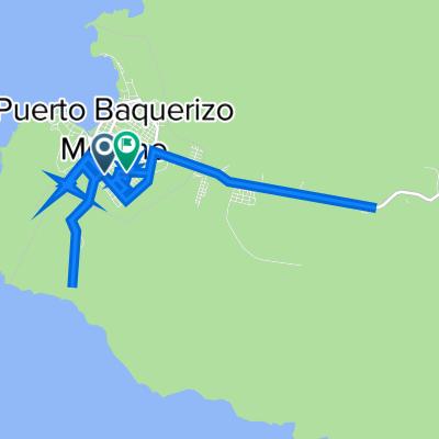 Casi Progreso Armada Nacional, Puerto Baquerizo Moreno