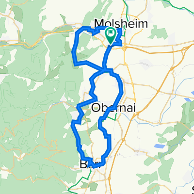 Dorlisheim  49Km   540m
