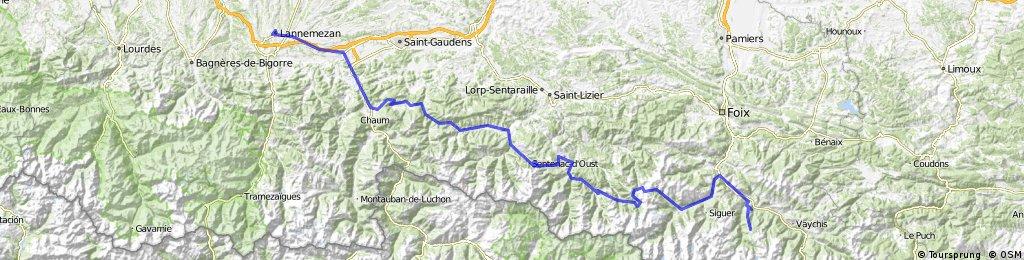 Tour de France 2004 - Stage 13 (Lannemezan-Plateau de Beille)