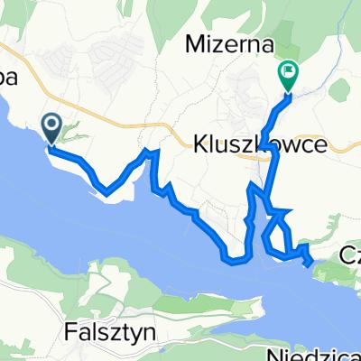 Trasa do Modrzewiowa 4, Kluszkowce