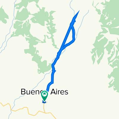 De 246, Buenos Aires a 246, Buenos Aires