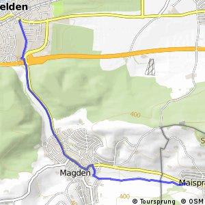 Rheinfelden-Maisprach