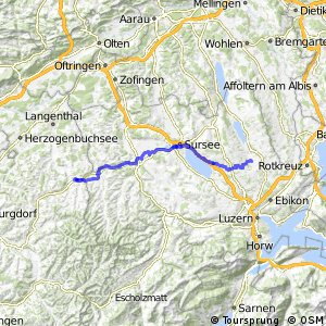 rcn 94 - Etappe 4 (Huttwil - Hochdorf)