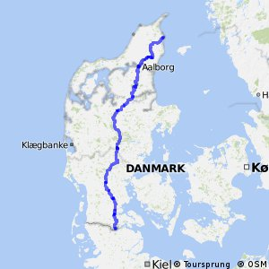 EuroVelo 3 - part Denmark