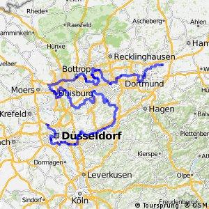 Deutsche Fußball Route NRW (Mitte)
