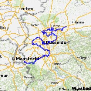 Deutsche Fußball Route NRW