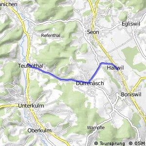 Hallwil-Teufenthal