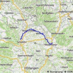 [D11] Ostsee-Oberbayern [Oberfranken Mitte]