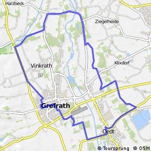 Grefrather Rundweg