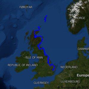 EuroVelo 12 - part United Kingdom