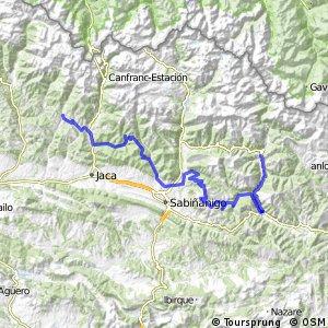Ruta Transpirenaica en BTT (Broto - Aisa)