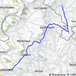 Veloroute Montferrand-Revel