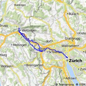 rcn 66 - Etappe 2 (Zürich–Baden)