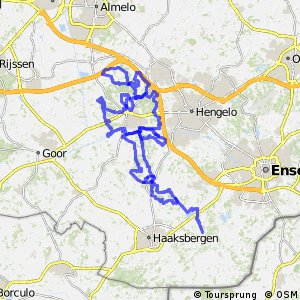 MTB Routes Twickel