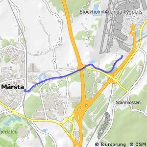 Regionalt cykelnät Stockholm (Arlandastråket)