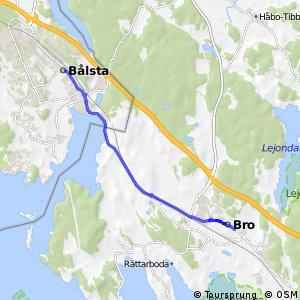 Regionalt cykelnät Stockholm (Bålstastråket)