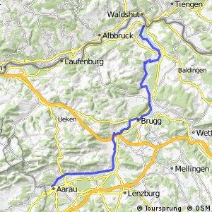 ncn 8 - Etappe 7 (Aarau-Koblenz)