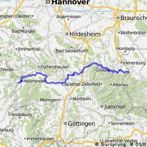 D3 D-Netz-Route (Niedersachsen)