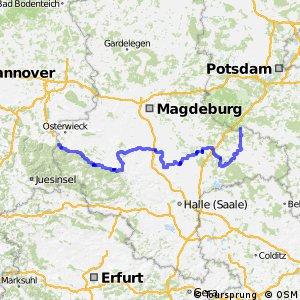 D3 D-Netz-Route (Sachsen-Anhalt)