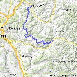 rcn 99 - Etappe 5 (Langnau - Burgdorf)