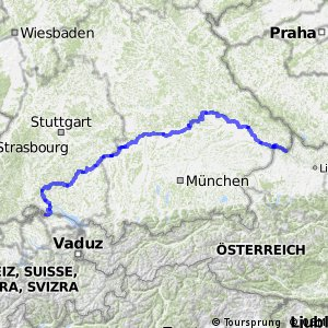EuroVelo 6 - part Germany