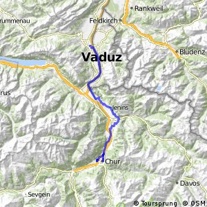 ncn 2 - Etappe 3 (Chur-Buchs (SG))