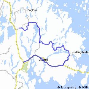 Cykelbana Godby - Finby