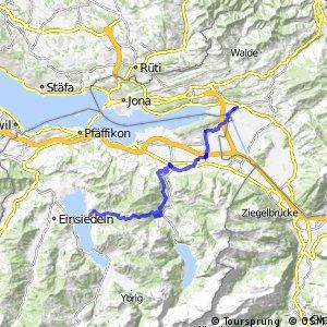 rcn 76 - Etappe 2 (Einsiedeln (Willerzell)-Uznach)