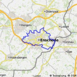 MTB route Enschede