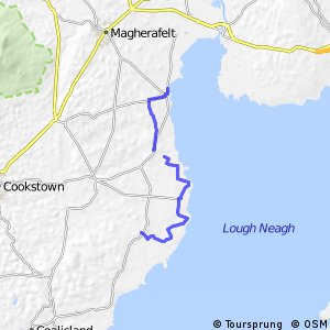 Loughshore Trail Route 4 - Ballyronan Marina to Ardboe Cross