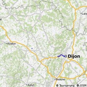 Véloroute du Canal de Bourgogne