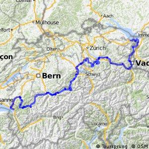 ncn 9 - Seen-Route (Montreux-Rorschach)