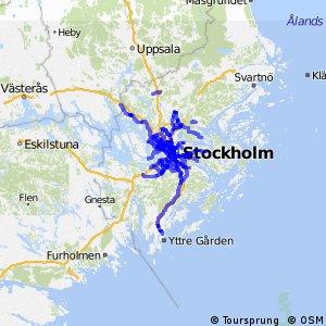 Regionalt cykelnät Stockholm