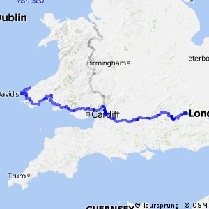 National Cycle Network Route 4