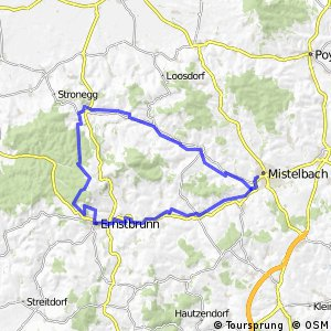 Blauburger-Radroute