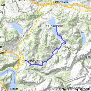 rcn 76 - Etappe 1 (Schwyz-Einsiedeln (Willerzell))