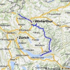 rcn 53 - Töss-Jona-Route (Eglisau (Tössegg)-Rapperswil)