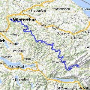 rcn 33MTB - Hörnli Bike (Winterthur-Wildhaus)