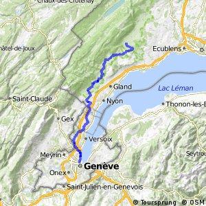 rcn 50 - Etappe 5 (Bière-Genève)